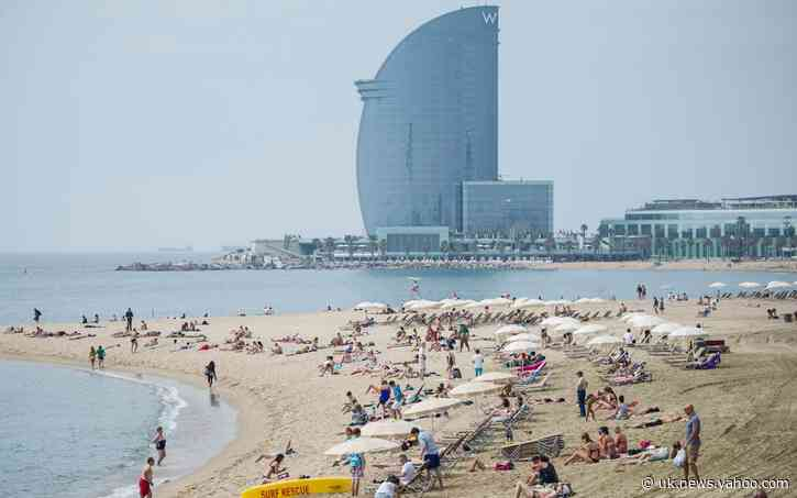 British man 'died at Spanish hotel in fall that killed another man'