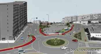 Bari, una rotonda al San Paolo: il progetto per la via dell'ospedale - La Repubblica