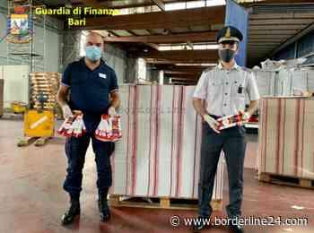 Porto di Bari, maxi sequestro di imballaggi Marlboro: una denuncia - Borderline24 - Il giornale di Bari