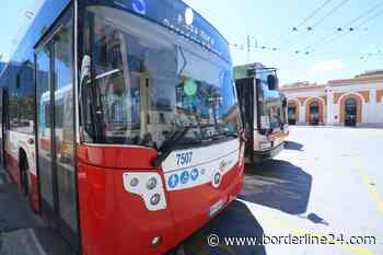 Bari, bus Amtab con pochi controllori: di domenica solo 2 in tutta la città - Borderline24 - Il giornale di Bari