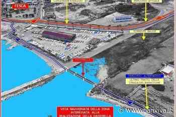 Ponte ciclopedonale su Lama Balice, pronta la convenzione tra Comune di Bari e Regione - BariViva