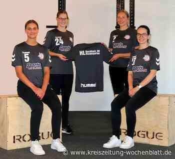 Neues Outfit für die Handball-Luchse - Buchholz - Kreiszeitung Wochenblatt