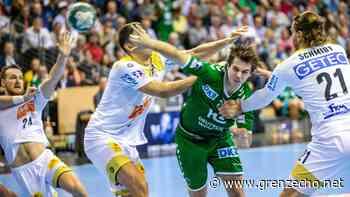 Handball-Liga beschließt Regeländerung – Noch kein Pokal-Modus - GrenzEcho.net