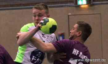 Termin steht fest: Handball-Saison startet Ende Oktober - Dewezet