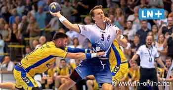 Handball: VfL Lübeck-Schwartau startet gegen VfL Gummersbach - Lübecker Nachrichten