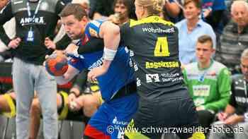 Handball: HBW Balingen-Weilstetten: Ein Pilotprojekt? - Handball - Schwarzwälder Bote