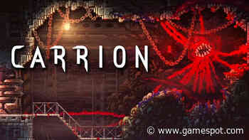 Carrion: Exclusive Monster Massacre Gameplay