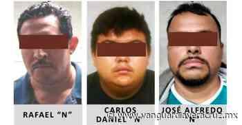 Caen tres presuntos secuestradores de Misantla - Vanguardia de Veracruz