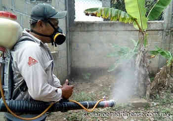 Ocho puntos rojos en Misantla, por dengue - Diario el Martinense