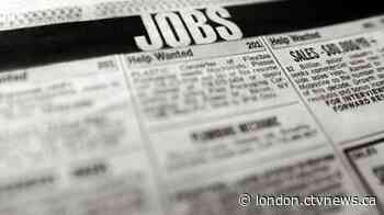Startling unemployment figures for London-St. Thomas - CTV News London