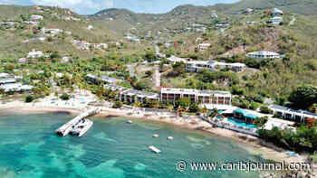 The Bolongo Bay Beach Resort in St Thomas Is Open Again - Caribbean Journal