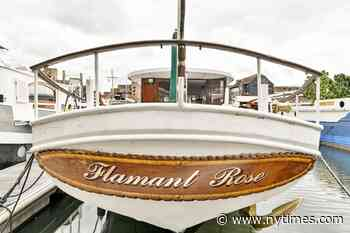 Flamant Rose , St Katherine's Dock 10 Thomas More Street, London, EN - Home for sale - The New York Times