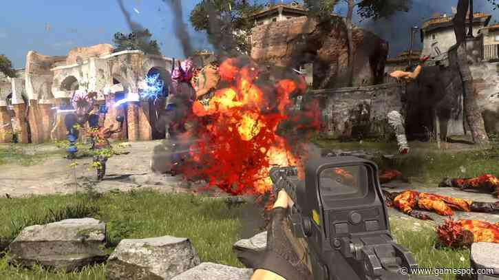 Serious Sam 4 Gameplay Reveal Shows A Return To The Messy, Chaotic Roots Of The Series