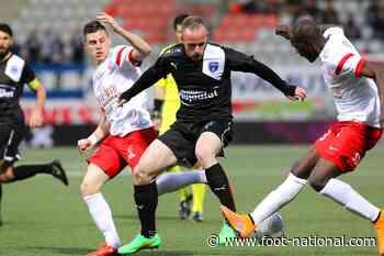 Caen-Paris FC: Le but et les meilleurs moments du match