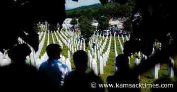Bosnian-Canadians mark 25th anniversary of Srebrenica massacre - Kamsack Times