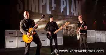 Bassist David Desrosiers leaves Simple Plan after misconduct allegations - Kamsack Times