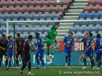 Wigan Athletic 'keeping' the belief, says David Marshall - Wigan Today