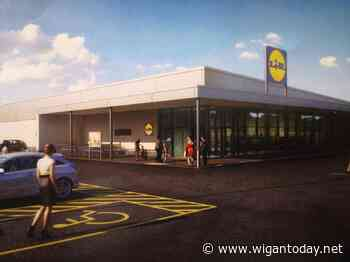 New Lidl store proposed for Woodhouse Lane in Wigan - Wigan Today