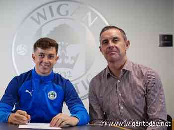 Wigan Athletic starlet poised for Premier League move - Wigan Today