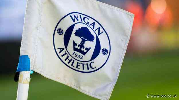 Wigan Athletic: Town council back takeover bid by Warriors rugby league club - BBC Sport