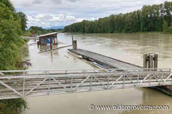Langley Township lifts evacuation alert as flooding threat drops - Aldergrove Star