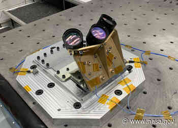 Langley Researchers Are Shaking Up Lunar Landing Technology - NASA