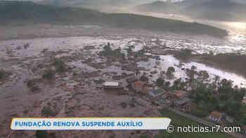 Auxílio é suspenso para atingidos por barragem em Mariana (MG) - HORA 7