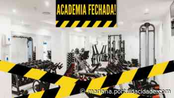 Academias são fechadas em Mariana após recomendação do MP - ® Portal da Cidade | Mariana