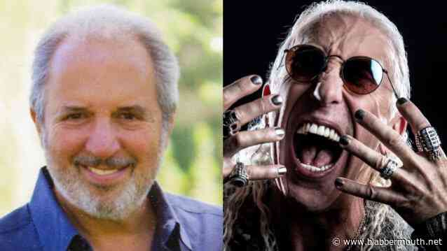Producer TOM WERMAN Accuses DEE SNIDER Of 'Embellishing' Facts Surrounding Their Collaboration On 'Stay Hungry' Album