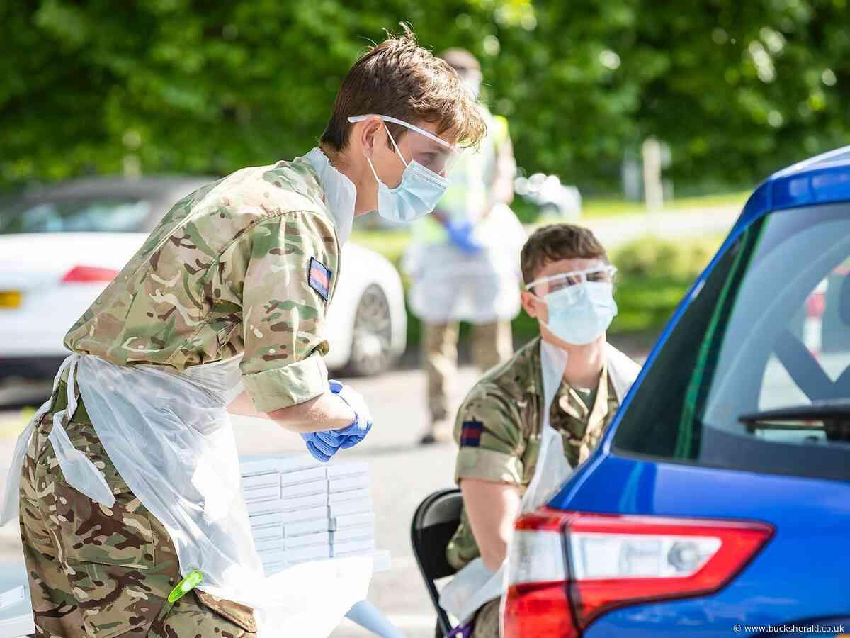 Coronavirus update 10 July: four more cases confirmed in Aylesbury Vale - Bucks Herald