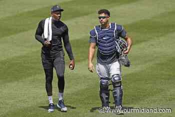 The Latest: Yankees closer Chapman has virus, symptoms - Midland Daily News