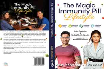 The Magic Immunity Pill: Timely book suggests simple lifestyle changes for stronger immunity