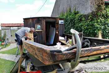Les bateaux de Cœur de Loire, à Meung-sur-Loire, sortent du confinement - La République du Centre