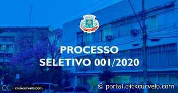 Prefeitura de Curvelo abre Processo Seletivo - Click Curvelo