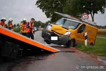 Verkehrsunfall auf Fehmarn – 3 Leichtverletzte und lange Rückstaus - Dennis Angenendt