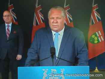 Ontario announces increased funding for Social Services Relief Fund - My Eespanola Now