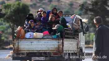 Minimalkompromiss bei Syrien-Hilfen
