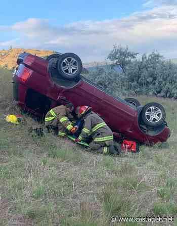 A mass casualty scenario was run on Friday night by the Oliver Fire Department - Penticton News - Castanet.net