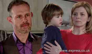 Coronation Street spoilers: Leanne Battersby's heartbreaking revelation over Oliver fears - Express