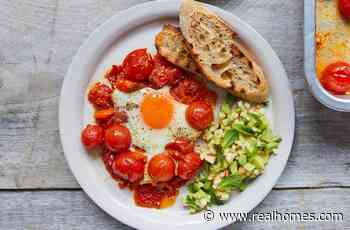 Jamie Oliver's tray baked eggs are so easy – and our go-to family brunch idea - Real Homes
