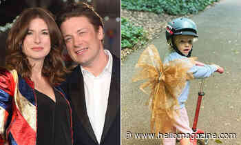 Jamie Oliver's wife Jools shares the most angelic photo of son River - HELLO!