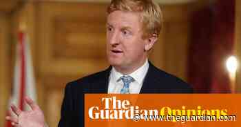 Oliver Dowden unplugged: entering and exiting largely unnoticed - The Guardian