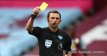 Tottenham fans have a Michael Oliver theory ahead of north London derby with Arsenal - Football.London