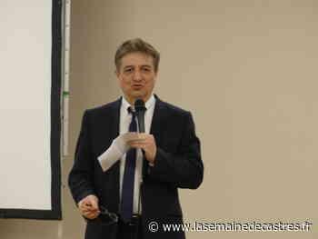 Pascal Bugis a été réélu président de l'agglomération de Castres-Mazamet, ce jeudi. - La Semaine de Castres