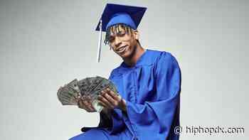 NLE Choppa Dedicates High School Graduation To His Mother