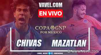 Chivas vs Mazatlán EN VIVO online en Copa México (0-0) - VAVEL México