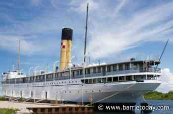Petition created to save historic Keewatin from pulling up anchor - BarrieToday