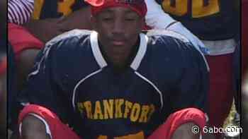 Family, friends remember Philadelphia football player gunned down while riding bike - WPVI-TV