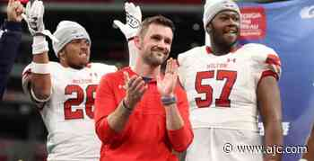 Milton coach Adam Clack tests positive for COVID-19 - Atlanta Journal Constitution