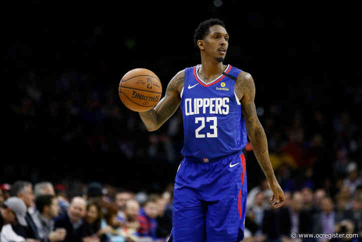Clippers' Lou Williams goes from on the bubble to in the 'bubble' in Orlando